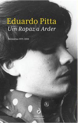 Um Rapaz A Arder De Eduardo Pitta 2013 Rapazes Livro De