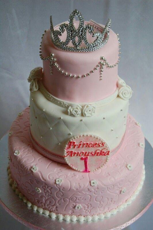 Pink Cake Holidays And Events Tiara Cake Cake