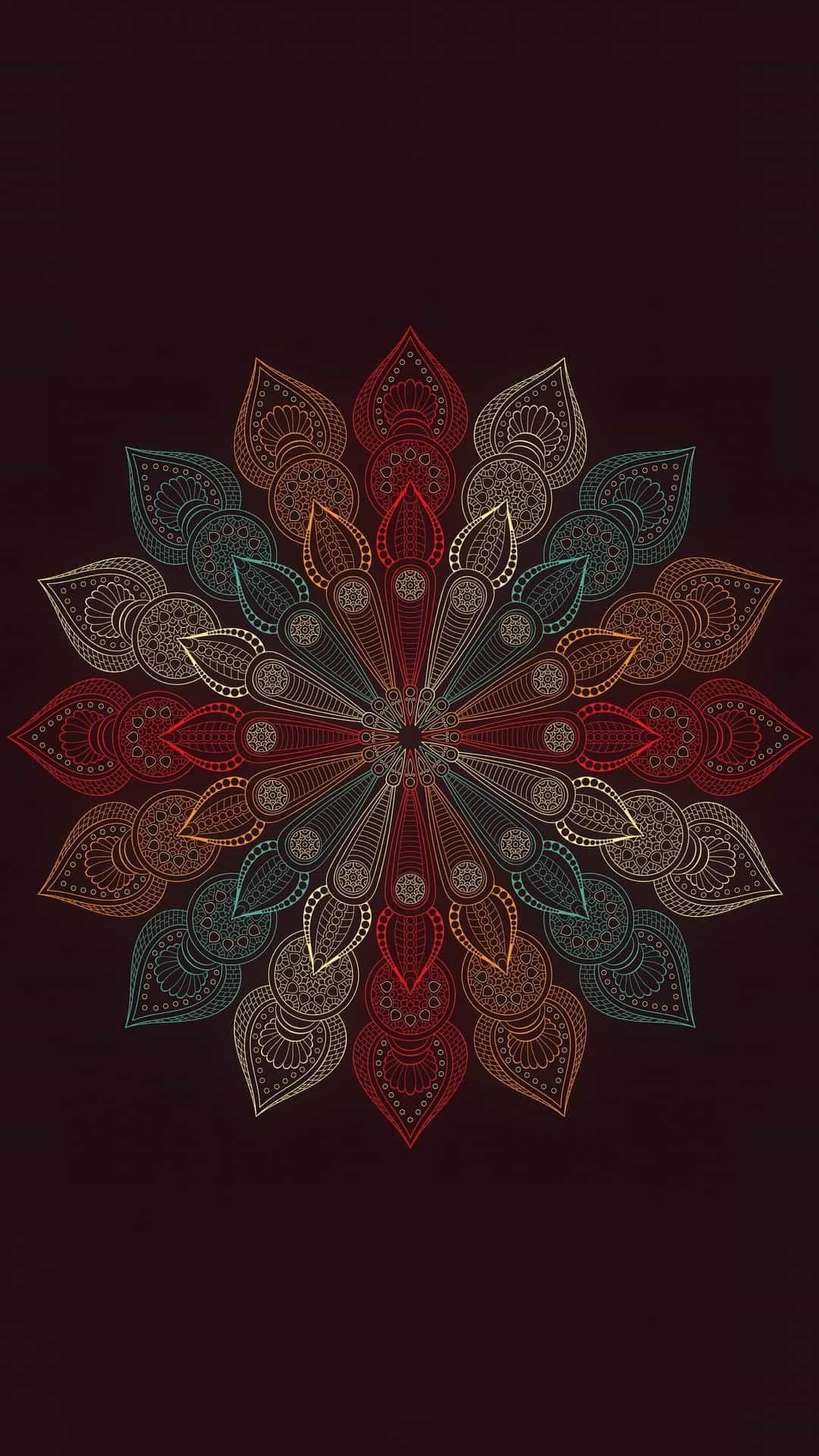 خلفيات ايفون Art Wallpaper Iphone Graphic Wallpaper Mandala Wallpaper