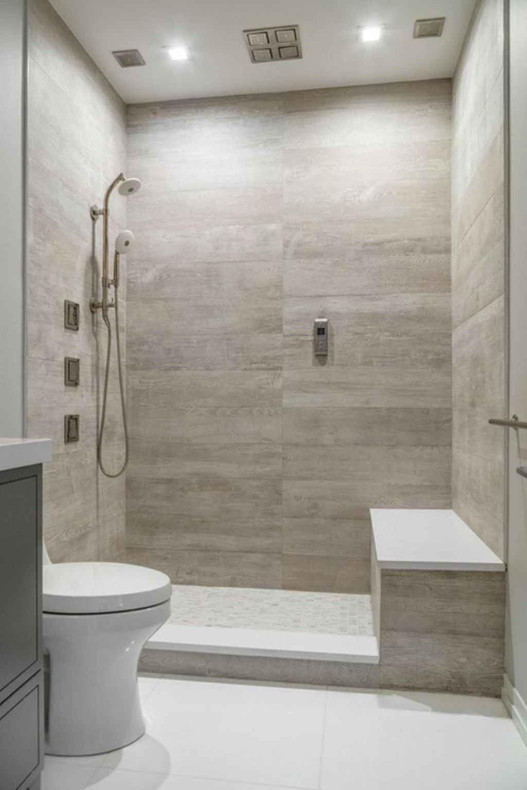 Affordable Small Master Bathroom Remodel Ideas On A Budget 11 Best Bathroom Tiles Small Bathroom Bathroom Tile Designs