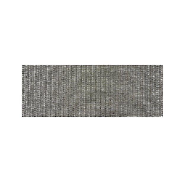 Chilewich Wabi Sabi Silver Floormat 26 X72 Reviews Crate And Barrel In 2020 Wabi Sabi Sabi Chilewich