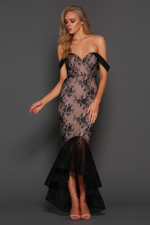 Danita black black dresses online dress online and lace dress