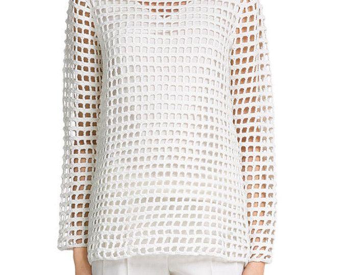 Easy Crochet Tunic Pattern Trendy Tunic Pattern Instructions In