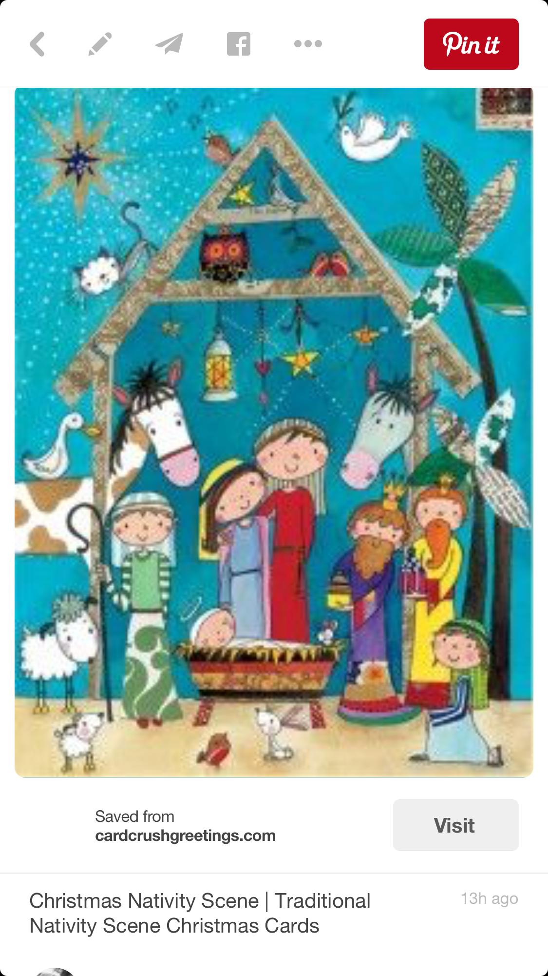 Pin by Mary Wenske on Catholic school | Pinterest | Nativity ...