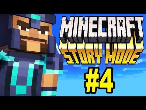 Minecraft Story Mode WERE DEAD Part YouTube Minecarft - Minecraft hauser videos