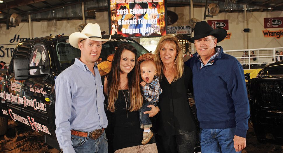 George Strait Age Wife Daughter Family Biography Net
