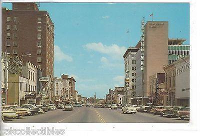 Garrison Avenue,Heart of Downtown Fort Smith,Arkansas