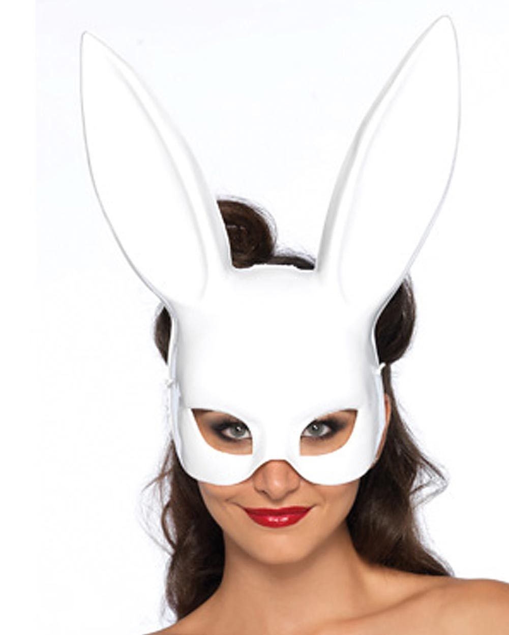 white masquerade rabbit mask | born to rage | pinterest | rave
