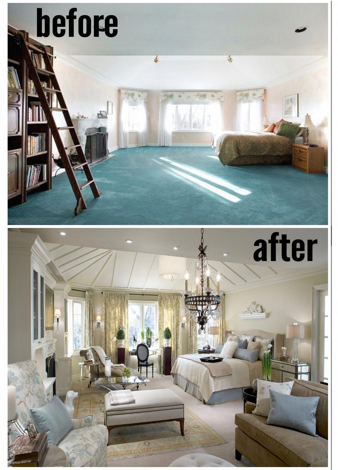 Mama amazing master bedrooms by candice olson before and afters