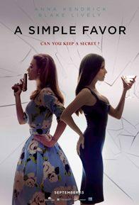 A Simple Favor (2018) Película Completa Online En Español Latino Subtitulado