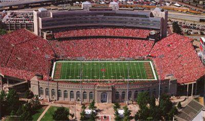 Memorial Stadium Home Of The Huskers Nebraska Football