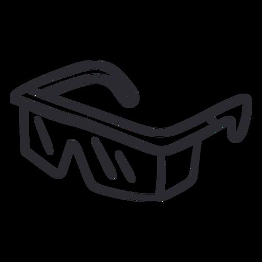 Safety Glasses Stroke Ad Affiliate Sponsored Stroke Glasses Safety Mo Design Glasses Layout Template