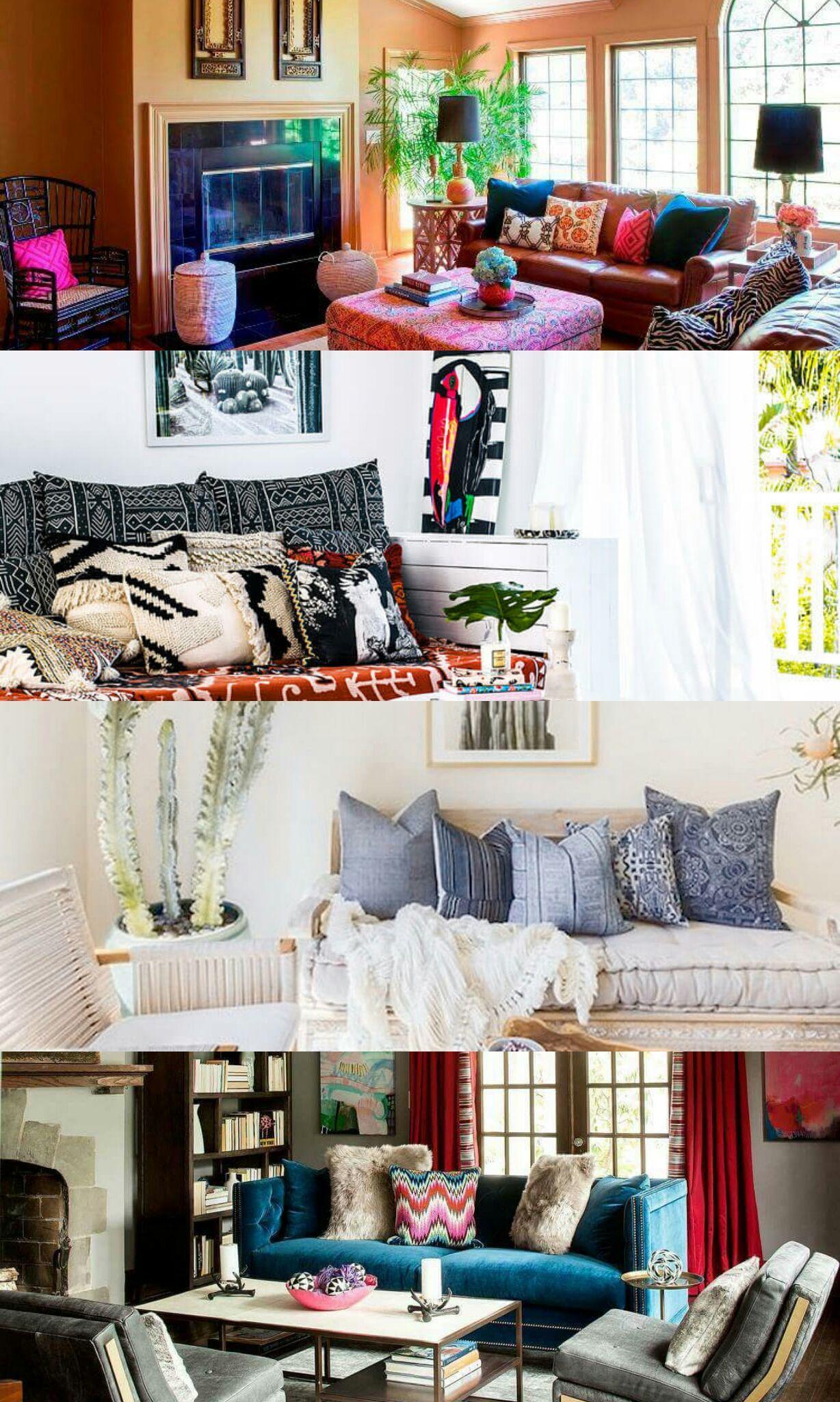 Modern Design Bohemian Living Room Comfortable Living Rooms Fixer Upper Living Room Bohemian Living Room