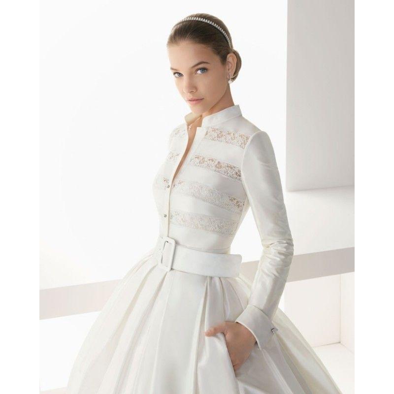 beaucute.com vintage long white dress (06) #maternitydresses