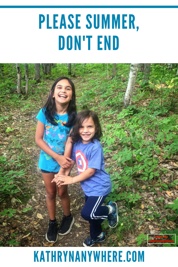 Please Summer, Don't End (With images) Hiking with kids