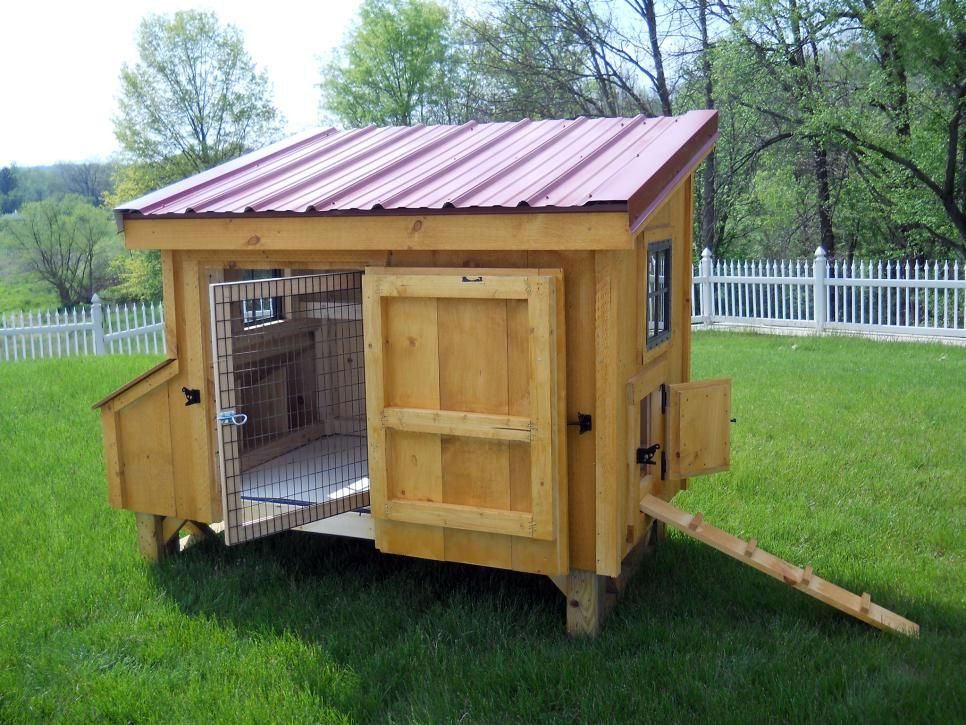Amazing Chicken Coop Design Ideas   Coops, Backyard chickens and ...