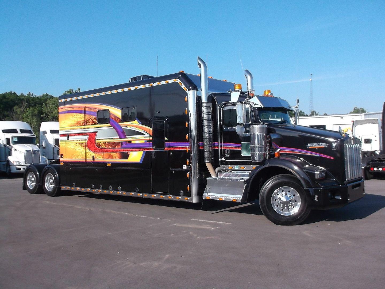 2009 Kenworth T660 Studio Sleeper For Sale Truckpaper Com