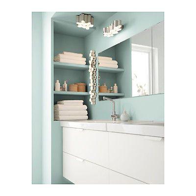 Ikea SÖdersvik Sodersvik Led Cabinet Wall Light Bathroom