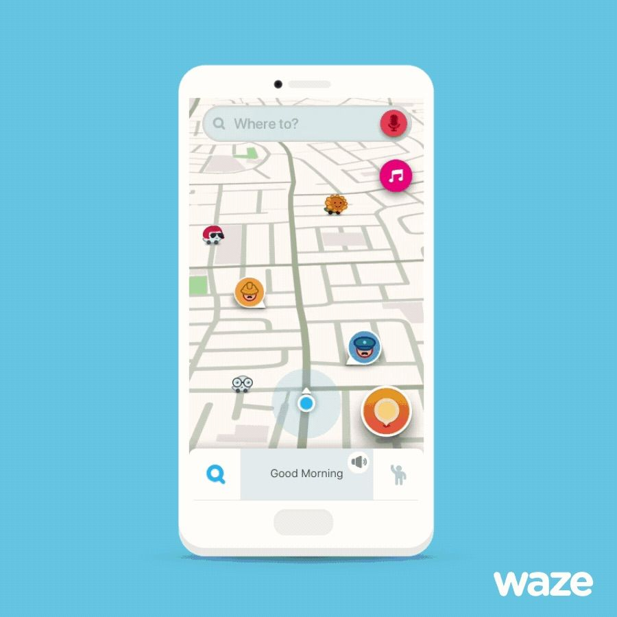 Waze Audio Player Family gets new partners Audio player