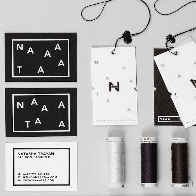 NA A A T AA by Natasha Trayan / Dynamic identity