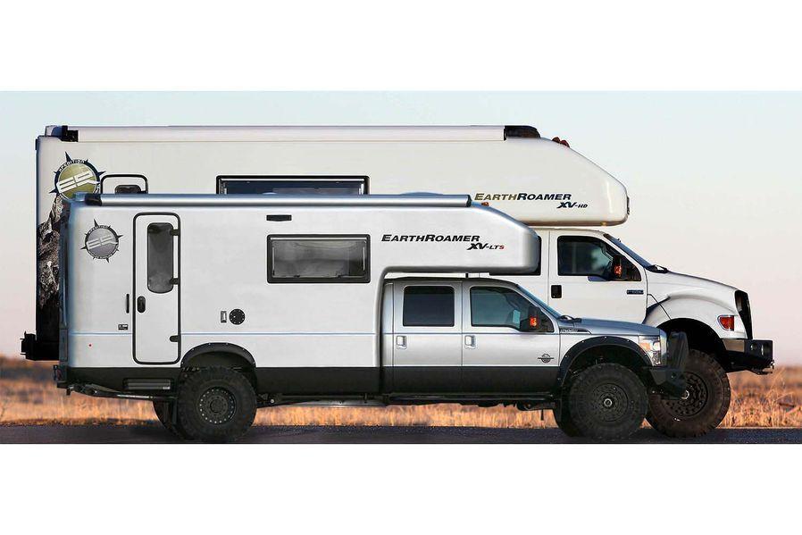 EarthRoamer XVHD Archives Truck Camper Adventure