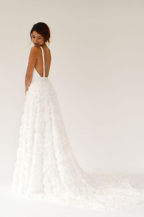 Florence Dress By Alyssa Kristin Wedding Dresses Chicago Affordable Wedding Dresses Wedding Dresses