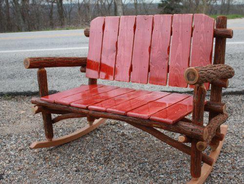 asiento para un patio