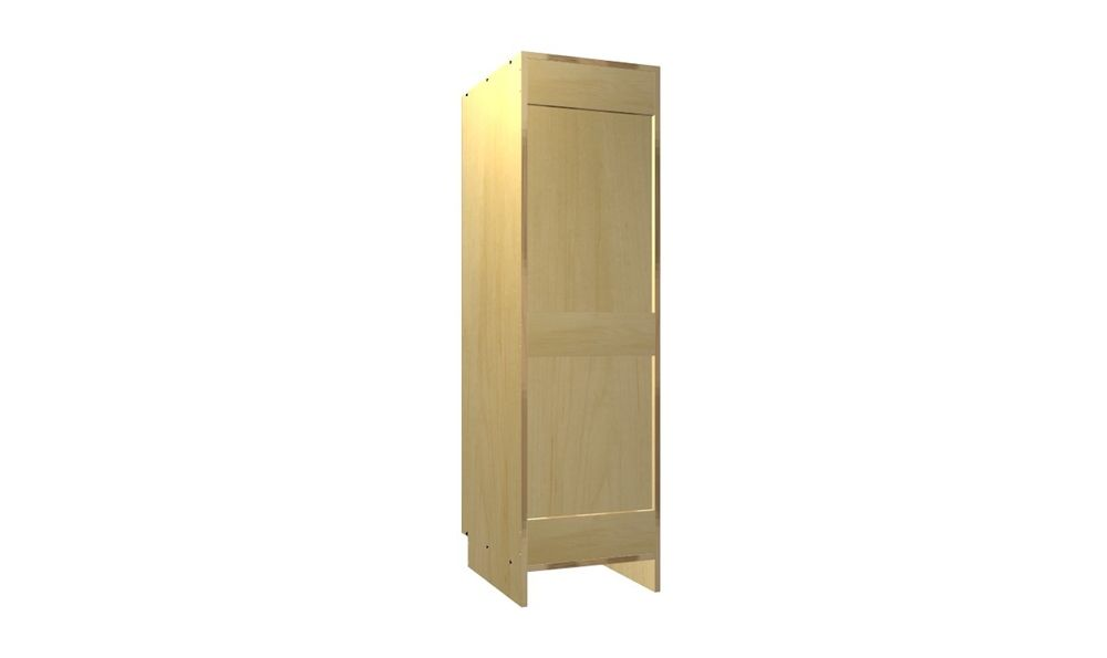 fcf0dc669ea7 1 door pantry tall cabinet | built-in cabinet | Tall pantry cabinet ...