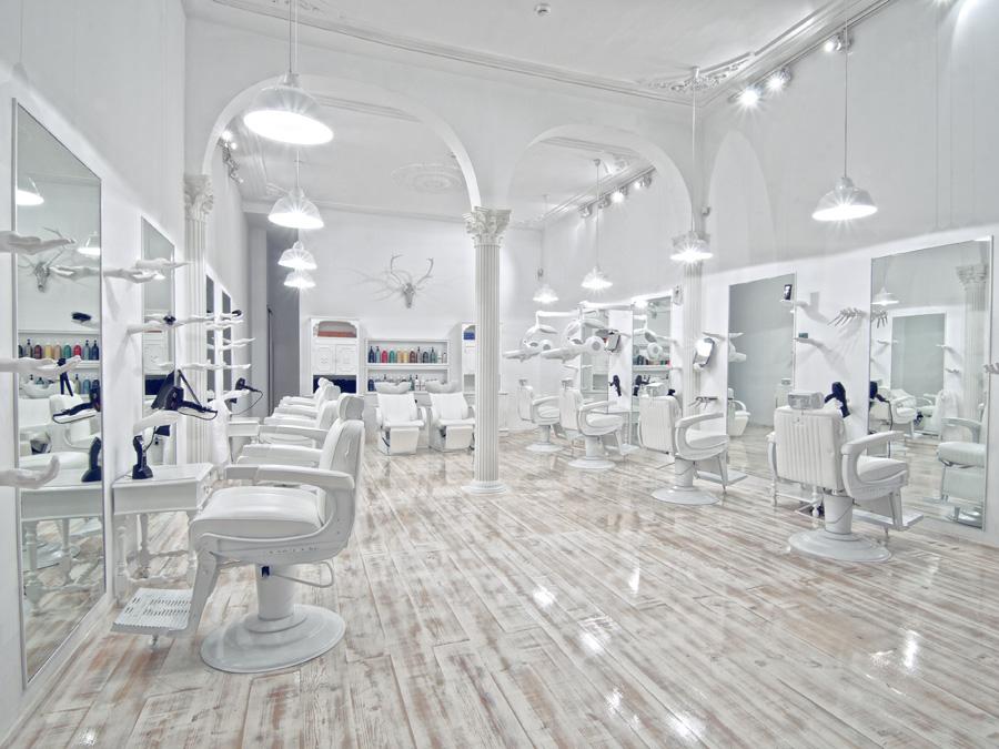 Salones de belleza con estilo Locus Muebles Ideas para decorar