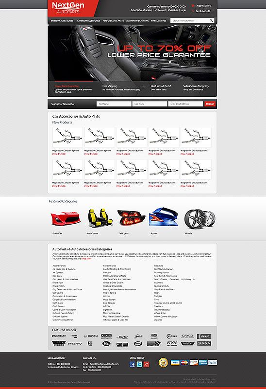 Shopping Cart Elite offers the best and the biggest collection of ...