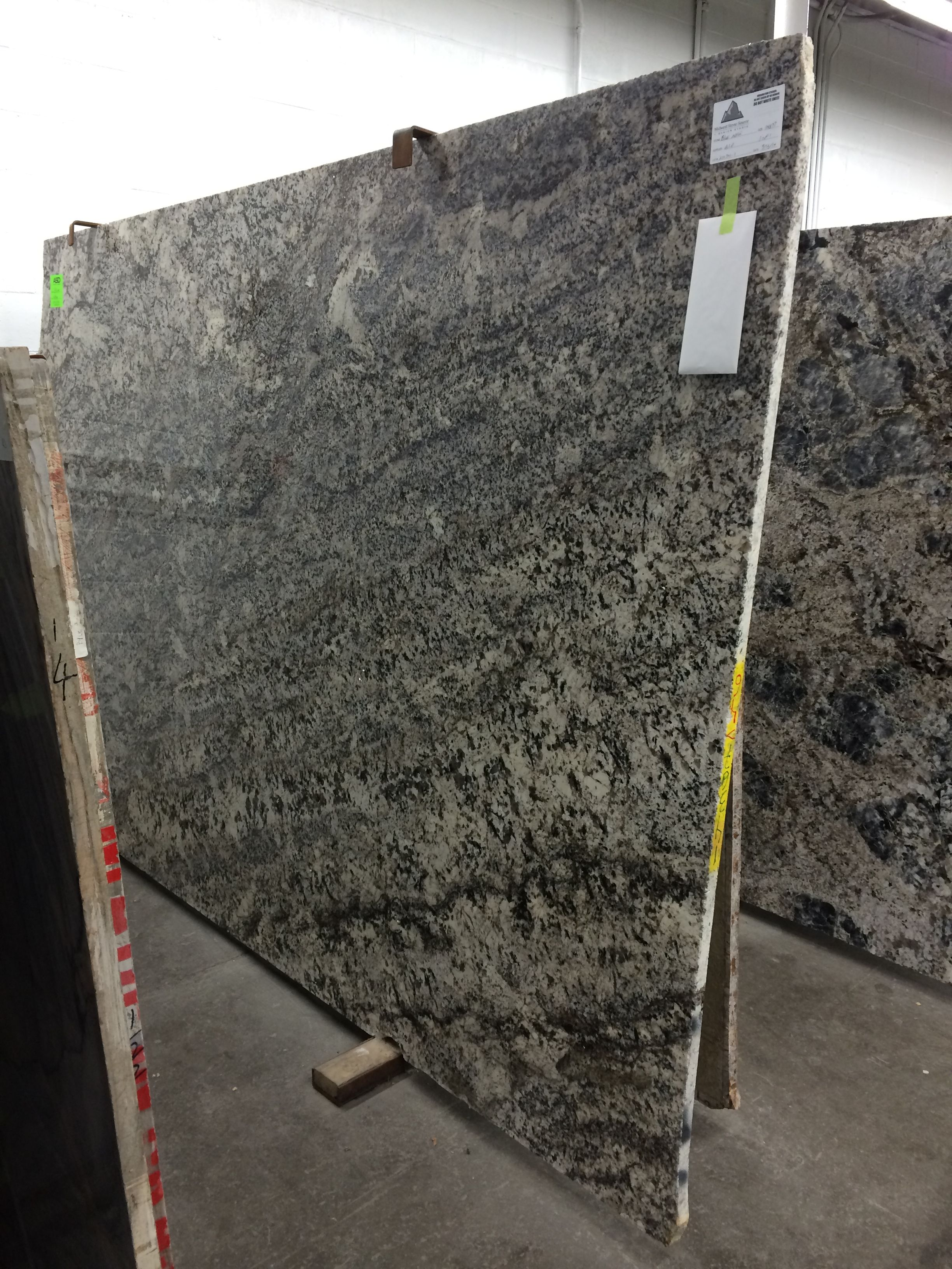 As You Can See, Blue Nile Granite Has Beautiful Motion! Elegant And Unique!