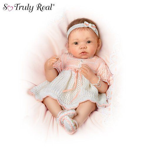 So Truly Real Peaches And Cream Baby Girl Doll 171 Game