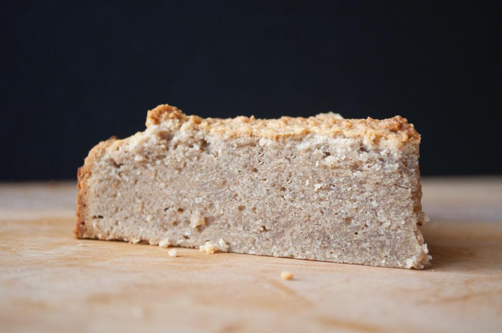 Je vous propose une recette de saison avec ce Gâteau à la crème de marrons et poudre d'amandes, sans gluten et sans lait. C'est un gâteau simple à réaliser et réconfortant pendant la saison froide. Parfait pour accompagner une boisson chaude! Sa croûte fine est légèrement craquante et l'intérieur est moelleux, un duo parfait avec …