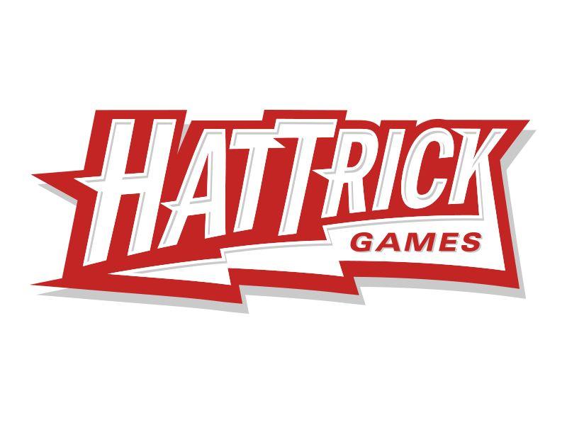 Hat Trick Logo Logo Logos Logo Design