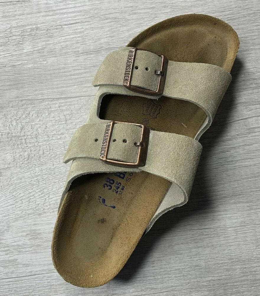 Single Left Birkenstock Size 38 Amputee Soft Footbed