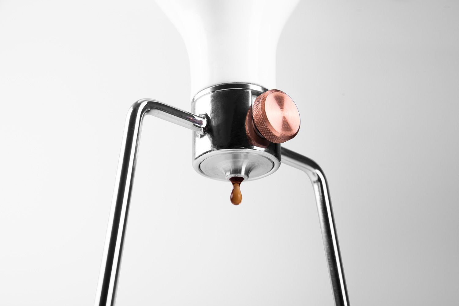 The GINA Smart Coffee Instrument Is Art for Your Kitchen