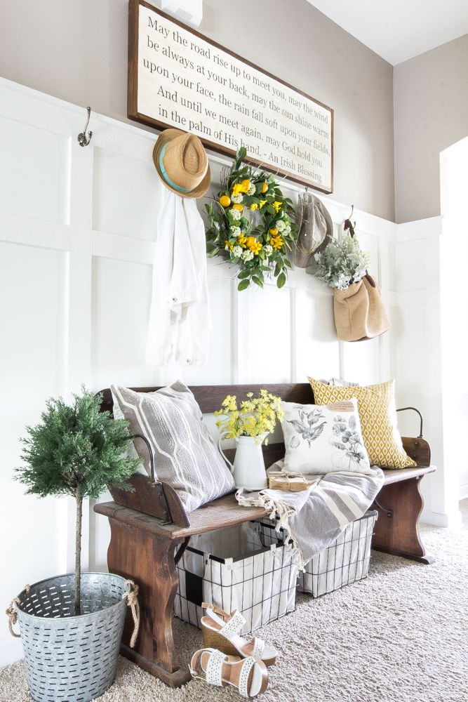 30 Beautiful Farmhouse Decorating Ideas For Summer Country living