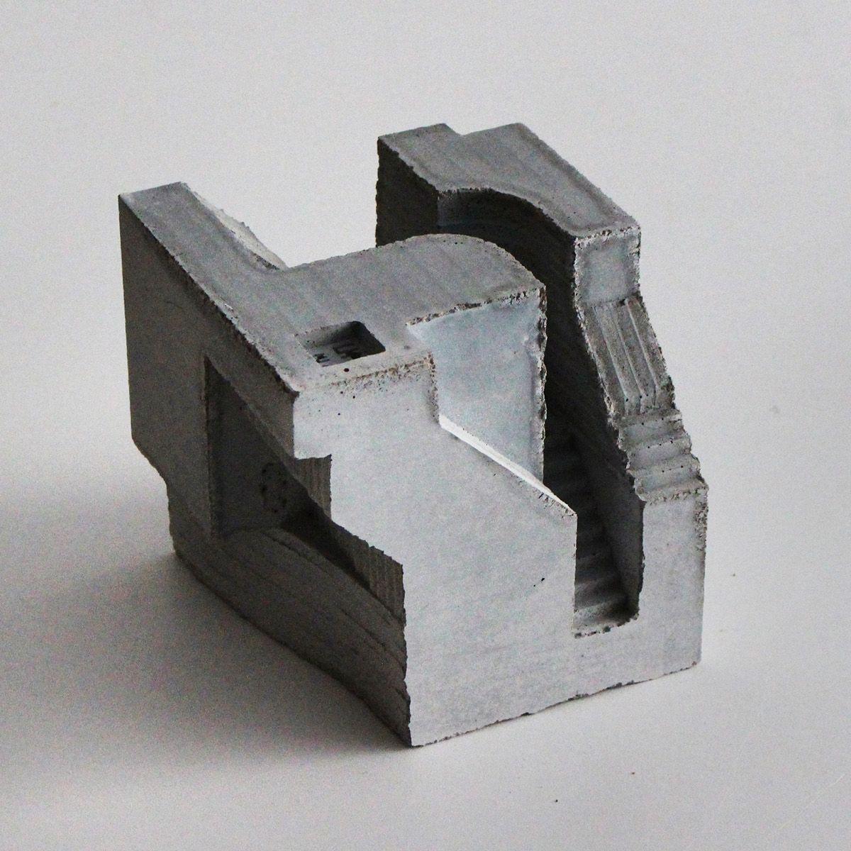 Cubic Geometry Iv-ii-i On Behance