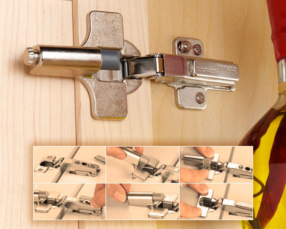 Soft Close Hinges And Dampers Who Makes Them Where To