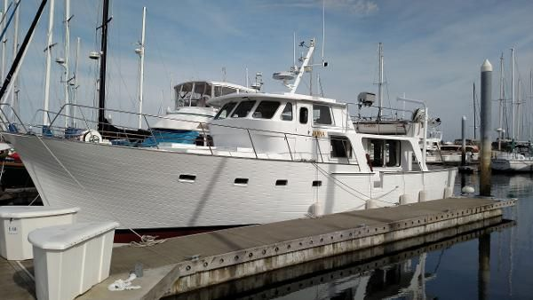 1964 William Garden design 51' Trawler, Seattle Washington - boats