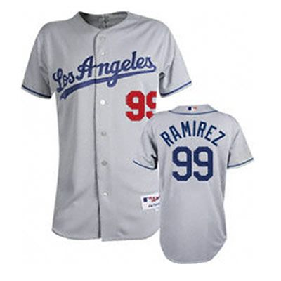 Manny Ramirez Grey Jersey  18.99 This jersey belongs to Manny Ramirez 9928a8fd34d