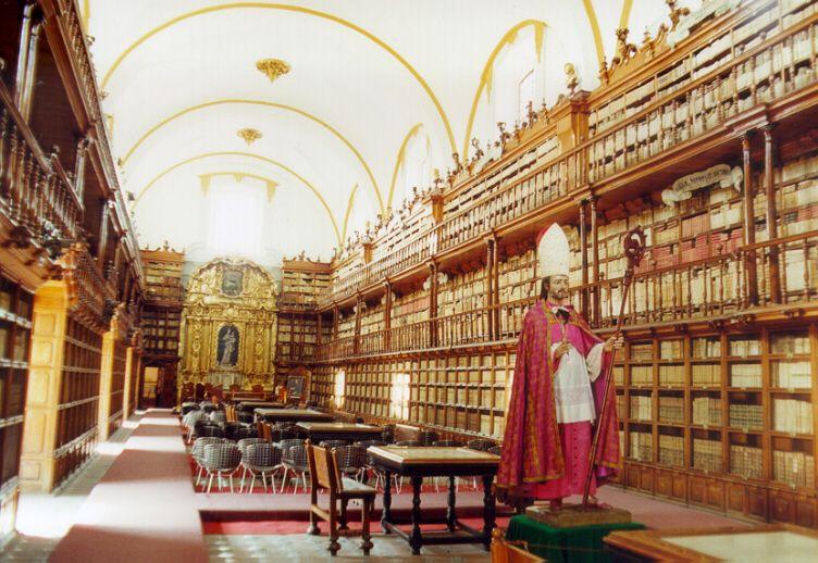 Biblioteca Palafoxiana (Puebla, Mexico)