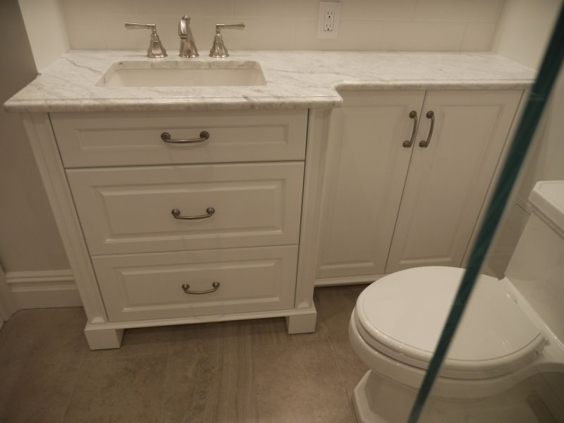 Custom Bathroom Vanities In Nyc Inexpensive Bathroom Remodel