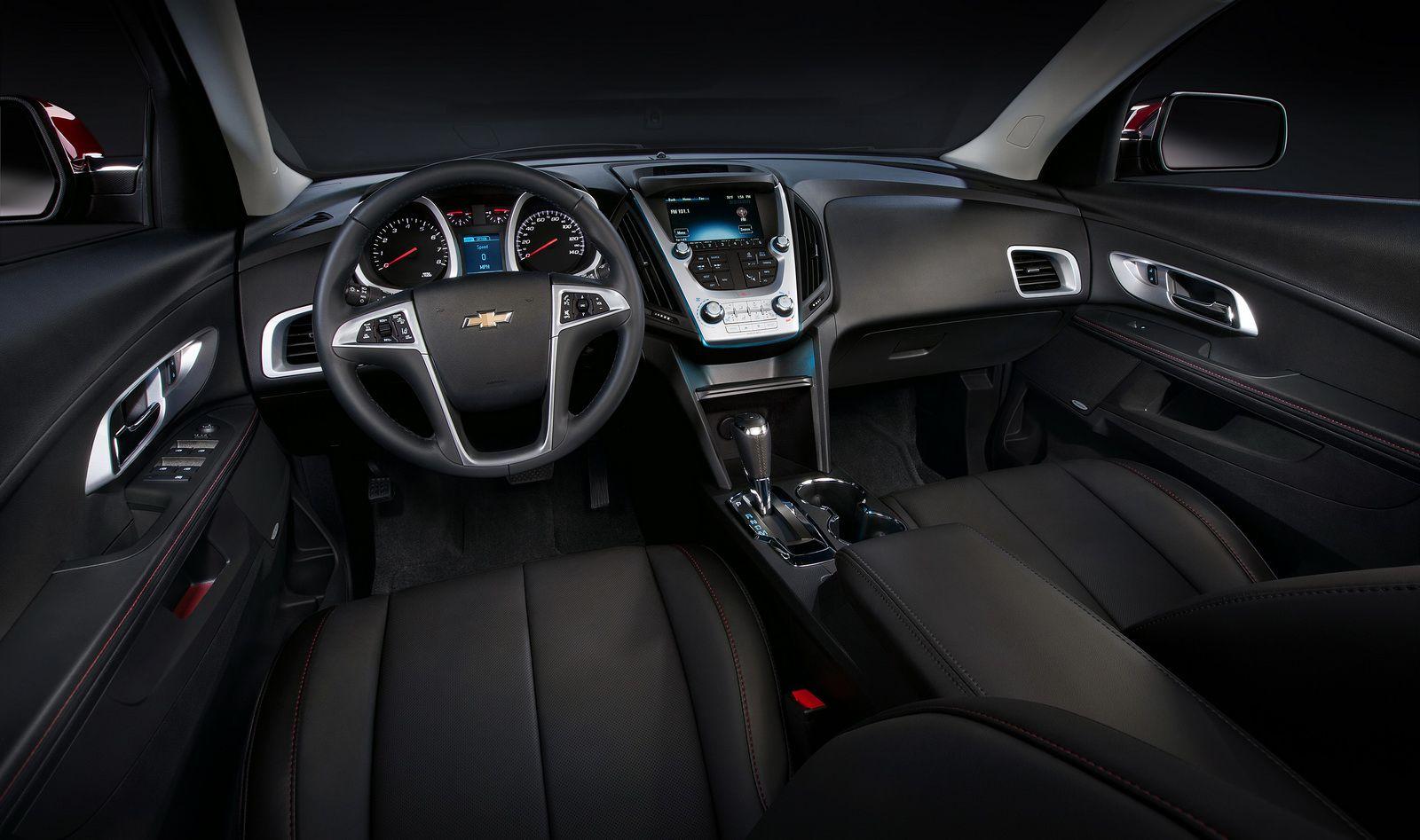 2019 Equinox Small Suv Interior Photo Of The Dashboard Chevrolet Equinox Chevy Equinox Fuel Efficient Suv