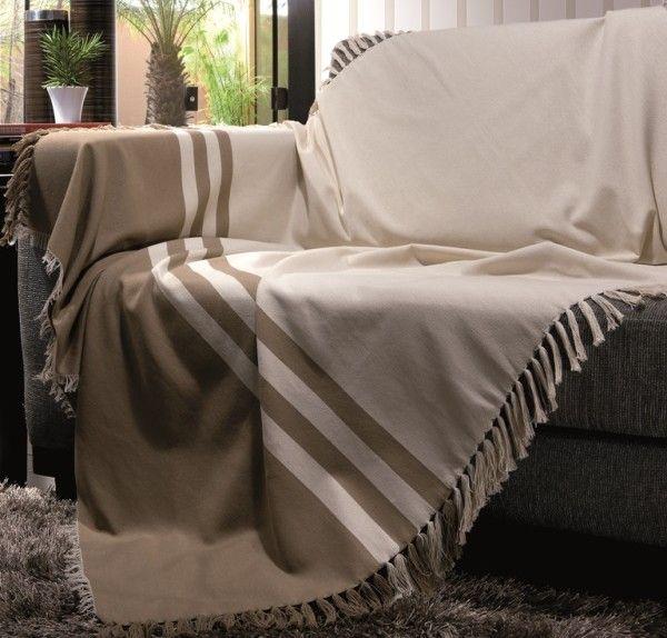 Manta para sof orqu dea r fia artesanal teares mantas - Manta para sofa ...