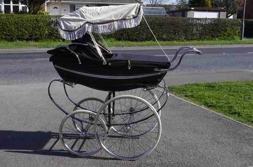 Wilson Silver Cross Baby Cradles And Prams Baby