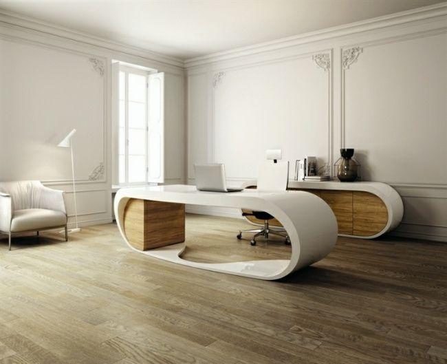 Büro Möbel Schreibtisch Design Schubladen