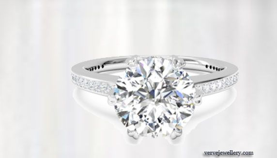 Unique Solitaire Engagement Rings Finding The Best Wedding Ring Design