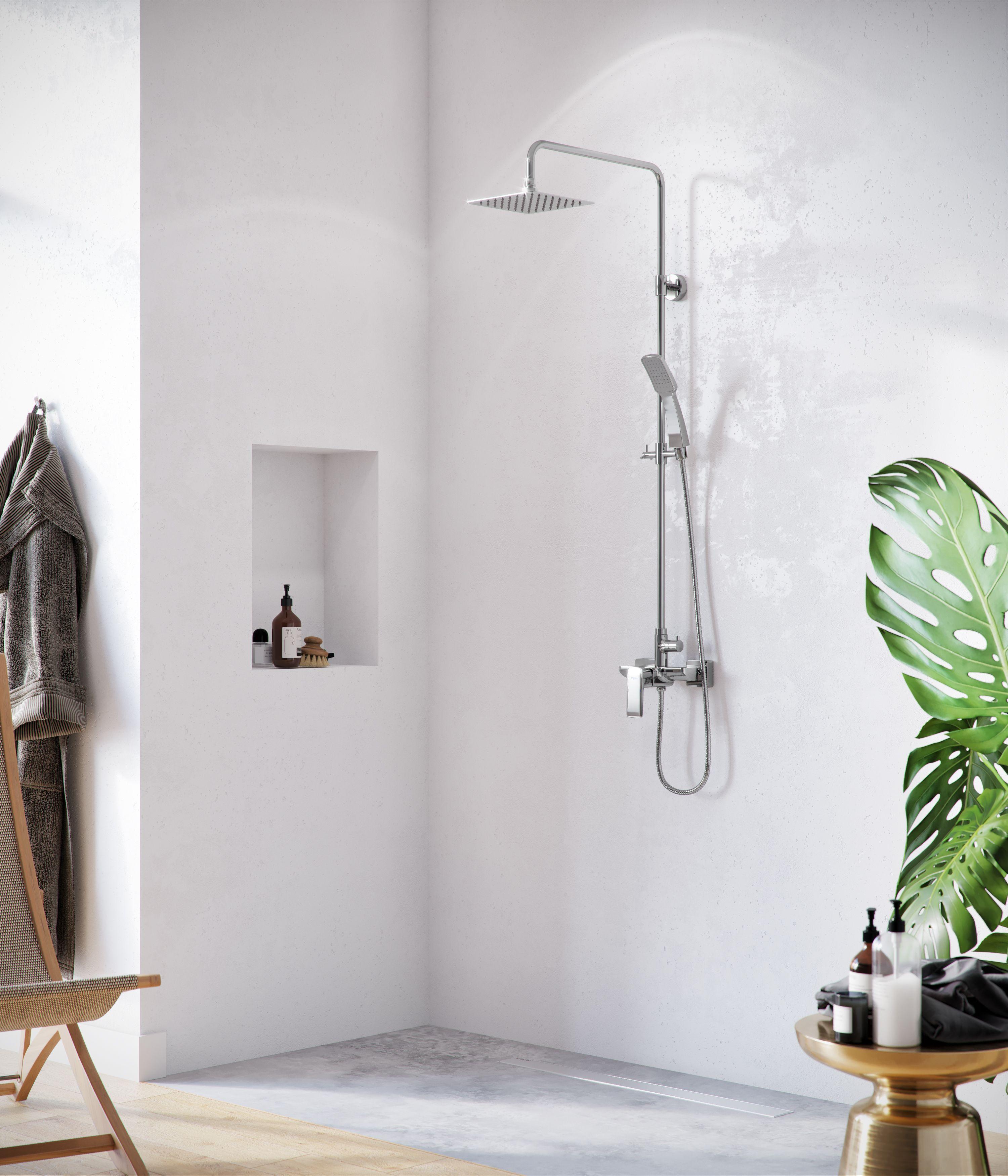 Zestaw Prysznicowy Rain Keria Armatura Keria Marki Excellent To Starannie Wybierane Produkty Ktore Skutecznie Lacza W Sobie Harmonijne Keria Home Decor Decor