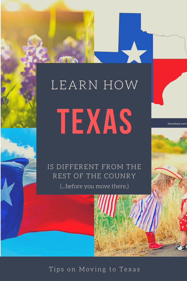 Moving To Texas What Y All Need To Know Moving To Texas Moving